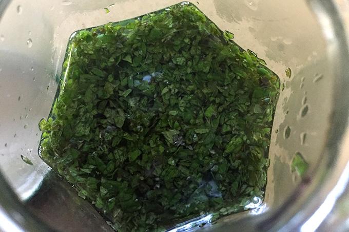 Natural Mint Sauce