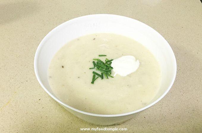 Cream of Cauliflower Soup