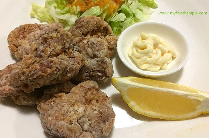 Chicken Karaage Recipe