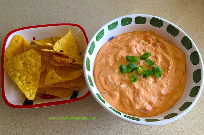 Queso Dip – Mexican Cheese Dip