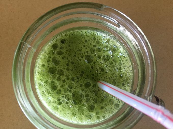 Vegetable Juice for healing